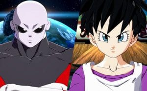 Dragon Ball FighterZ Jiren e Videl