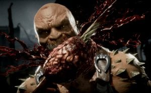 Mortal Kombat 11 Baraka