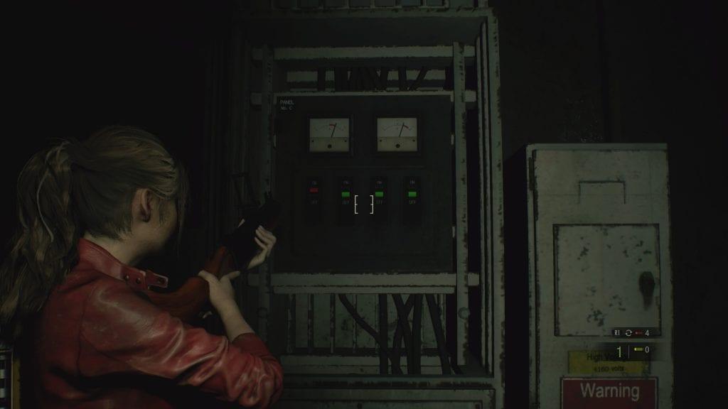 Resident Evil 2 - Solução Puzzle Energia