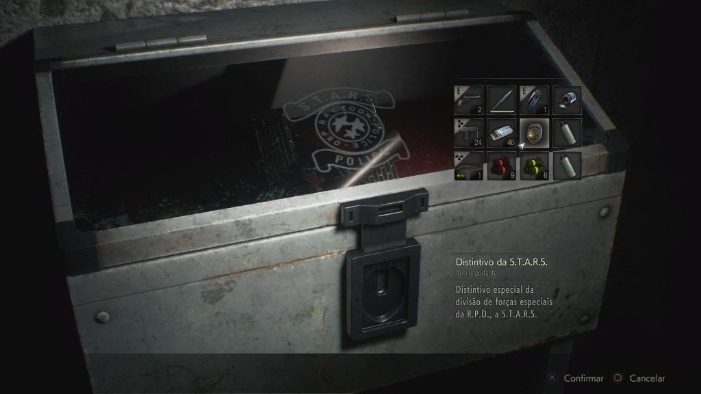 Resident Evil 2 - Solução Puzzle STARS