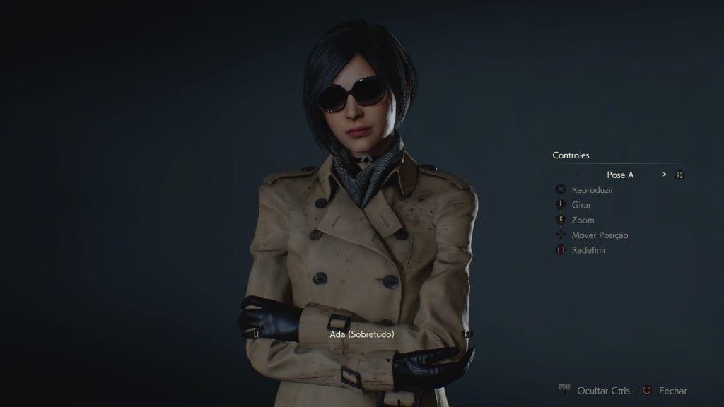 Resident Evil 2 Ada Model