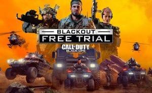 Black Ops 4 Trial