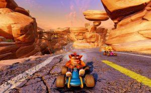 Crash Team Racing Nitro-Fueled Dingo Canyon