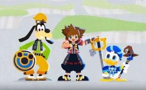 Kingdom Hearts 3 Launch