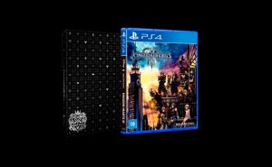 Kingdom Hearts 3 Steelbook