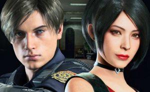 Resident Evil 2 Ada Leon
