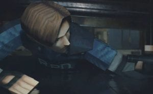 Resident Evil 2 Retro Skin DLC