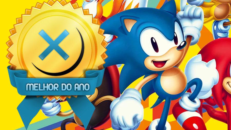 Sonic Mania Plus GOTY