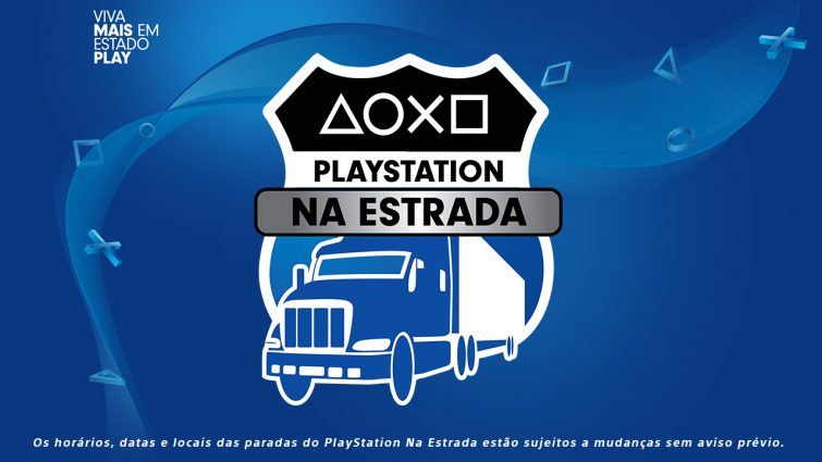 PlayStation na Estrada