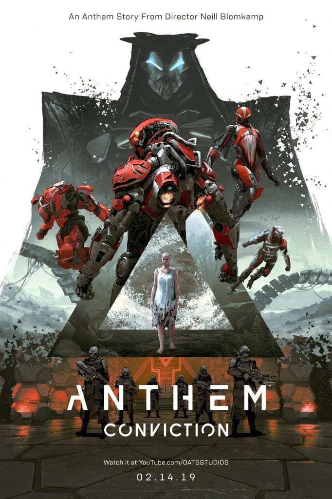 Anthem Poster Conviction