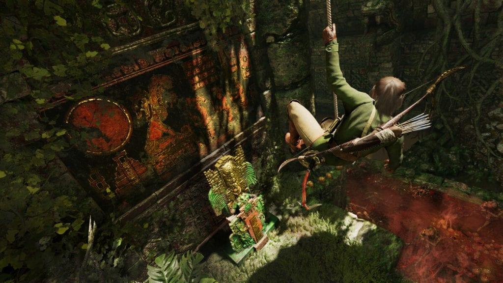 Shadow of the Tomb Raider O Preço da Sobrevivência