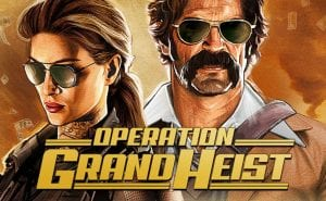 Operation Grand Heist Call of Duty: Black Ops 4