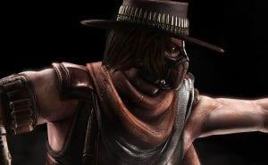 Erron Black Mortal Kombat X