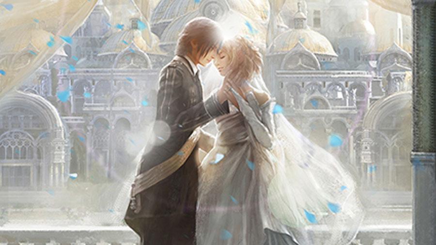 Final Fantasy XV Novel