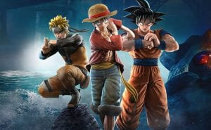 Jump Force Personagens