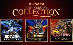 Konami 50th Anniversary Arcade Classics