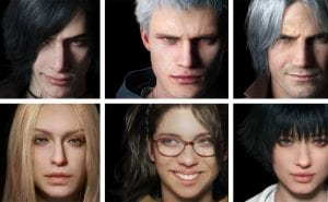 Devil May Cry 5 História
