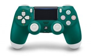 Alpine Green DualShock 4