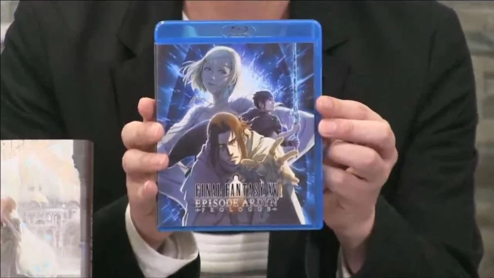 Final Fantasy XV Ardyn Blu-ray