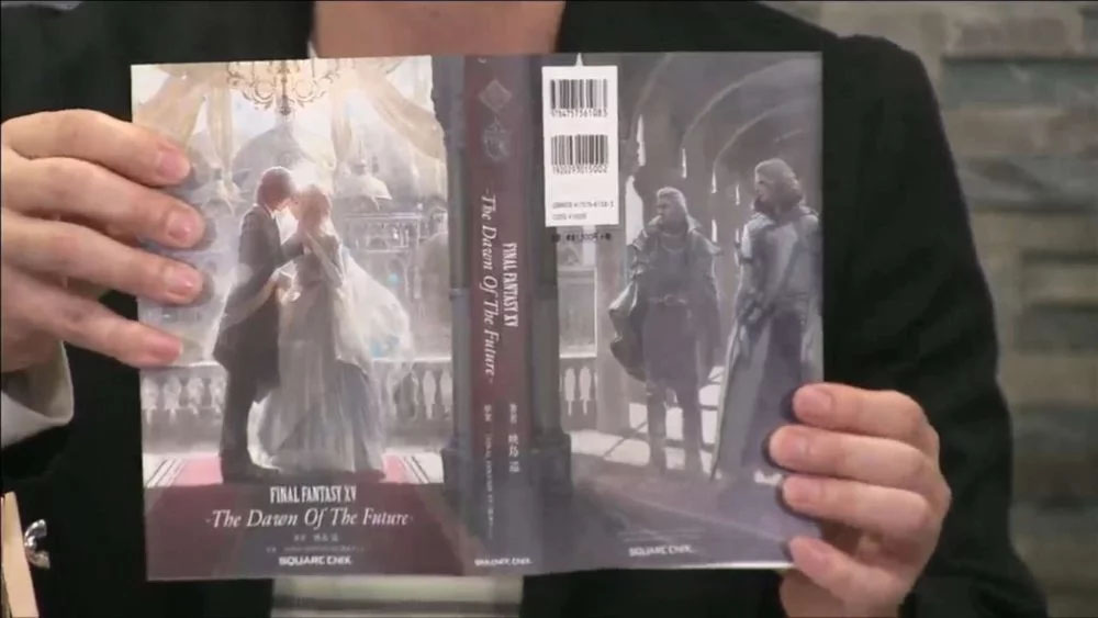 Final Fantasy XV Book