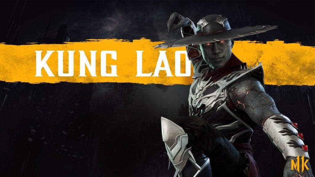 Mortal Kombat 11 Kung Lao