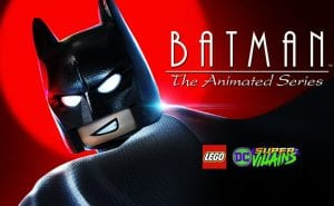 LEGO Batman Animated