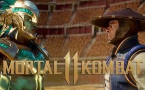 Mortal Kombat 11 Story
