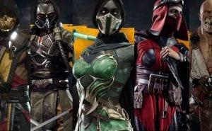 Mortal Kombat 11 Beta Todos os Golpes