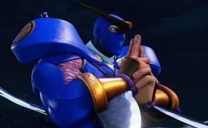 Street Fighter V Kenji