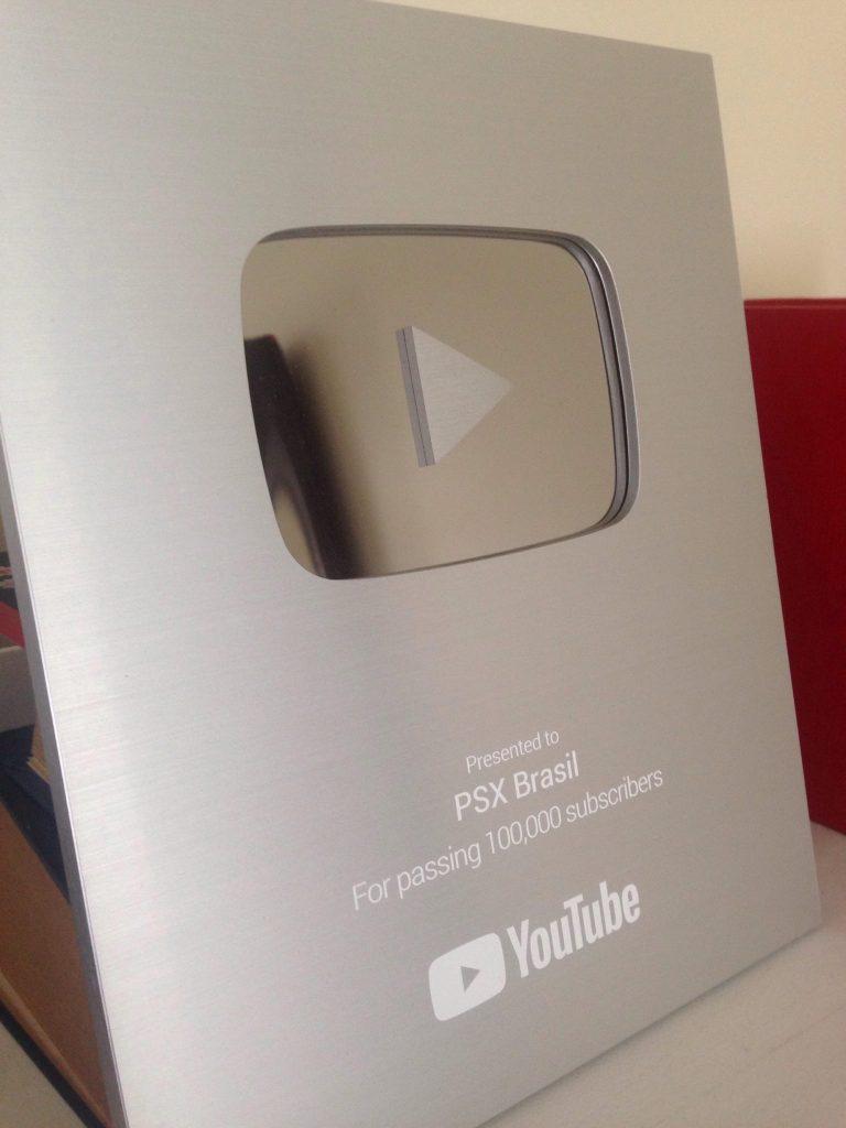 YouTube 100K