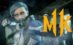 Mortal Kombat 11 Frost
