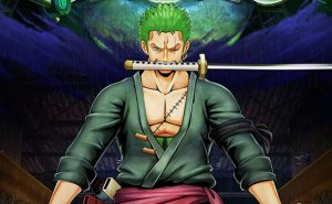 One Piece World Seeker Zoro