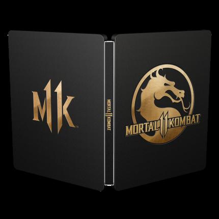 Mortal Kombat 11 Premium Steelbook