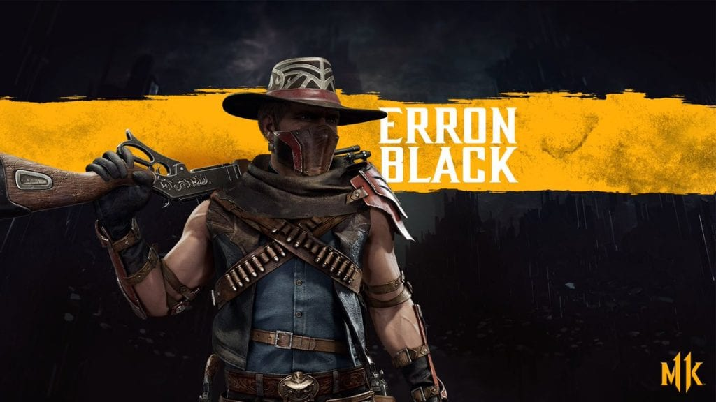Erron Black
