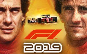 F1 2019 Senna Prost