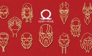 God of War Avatares