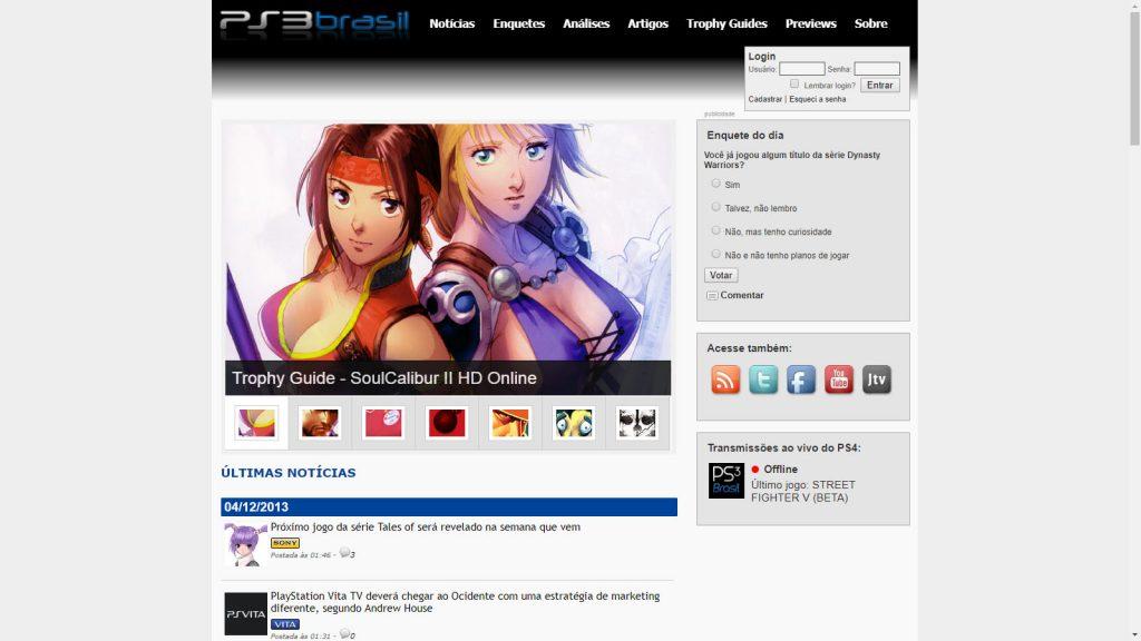 PS3 Brasil