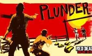 Red Dead Online Conflito Pilhagem