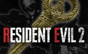 Resident Evil 2 Destravar Tudo