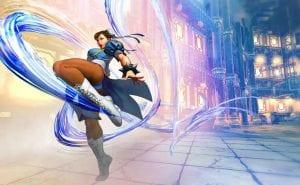 Street Fighter V Chun-Li