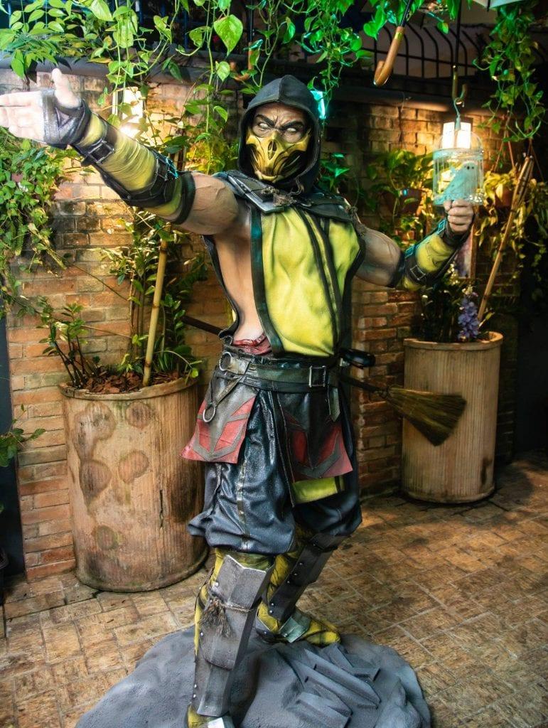 Mortal Kombat 11 Kompetição