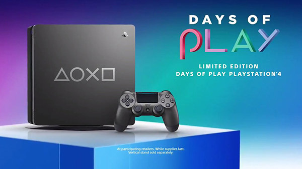 PS4 Days of Play