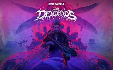 Los Demonios Just Cause 4