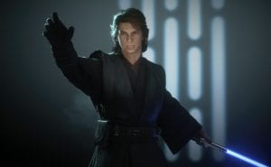 Star Wars Battlefront II Anakin