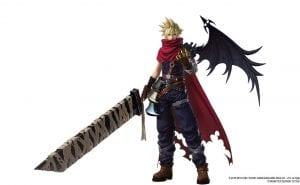 Cloud Dissidia Final Fantasy NT