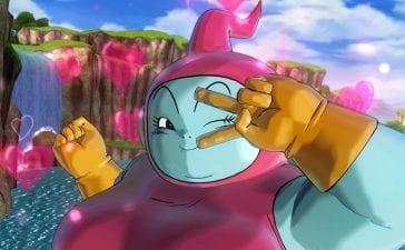 Ribrianne em Dragon Ball Xenoverse 2