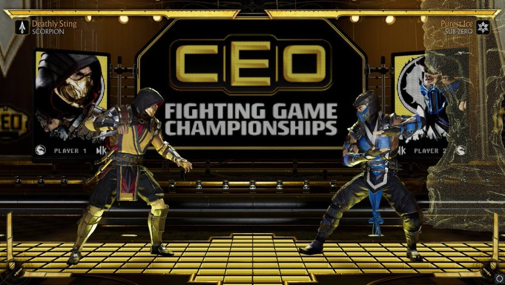 Mortal Kombat 11 CEO 2019