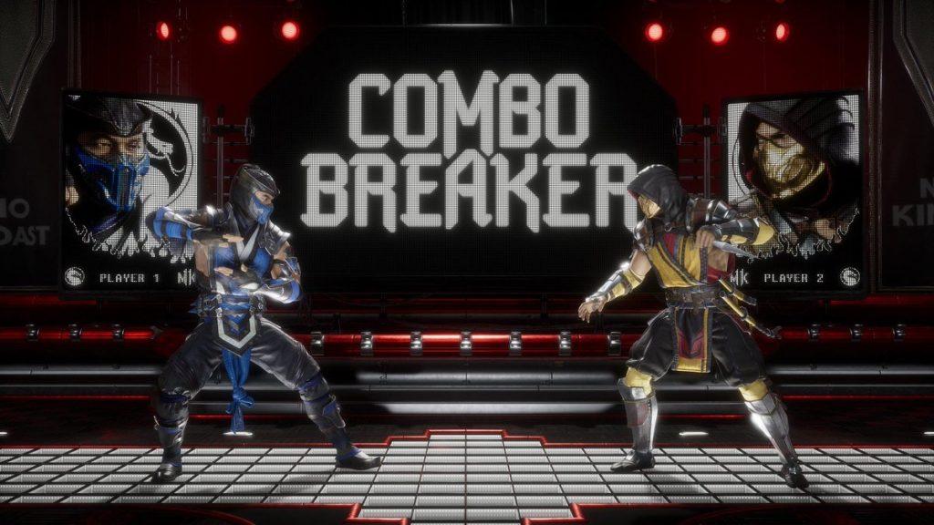 Mortal Kombat 11 Combo Breaker 2019
