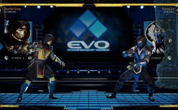 Mortal Kombat 11 EVO 2019