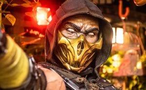 Mortal Kombat 11 A Kompetição